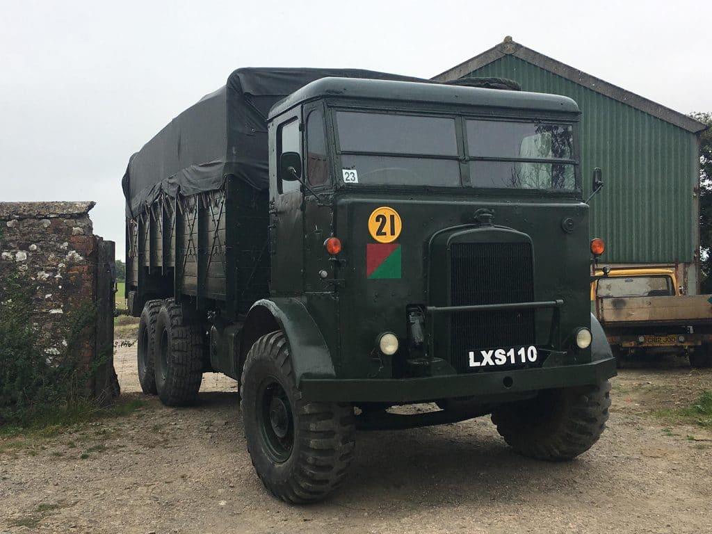 Leyland Hippo Service Truck