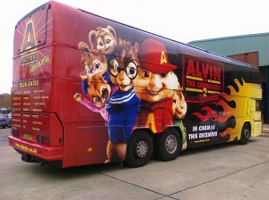 Crew Bus Rental