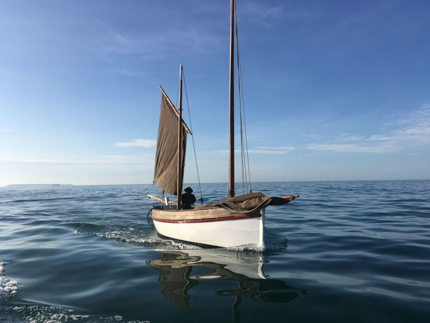 Classic Boat for Film Work