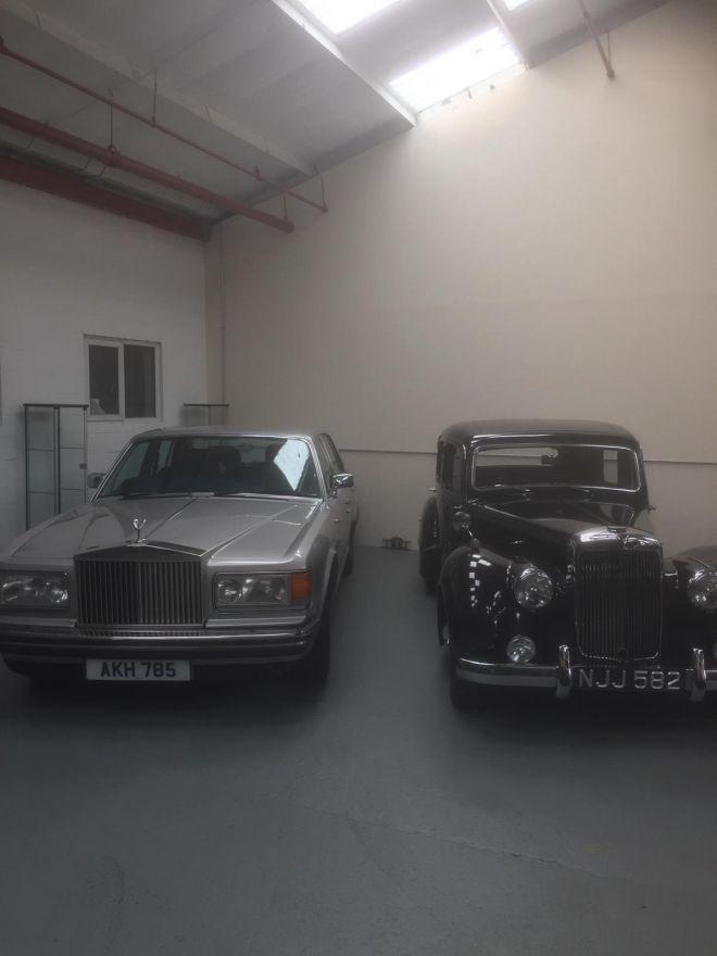Classic Vehicles