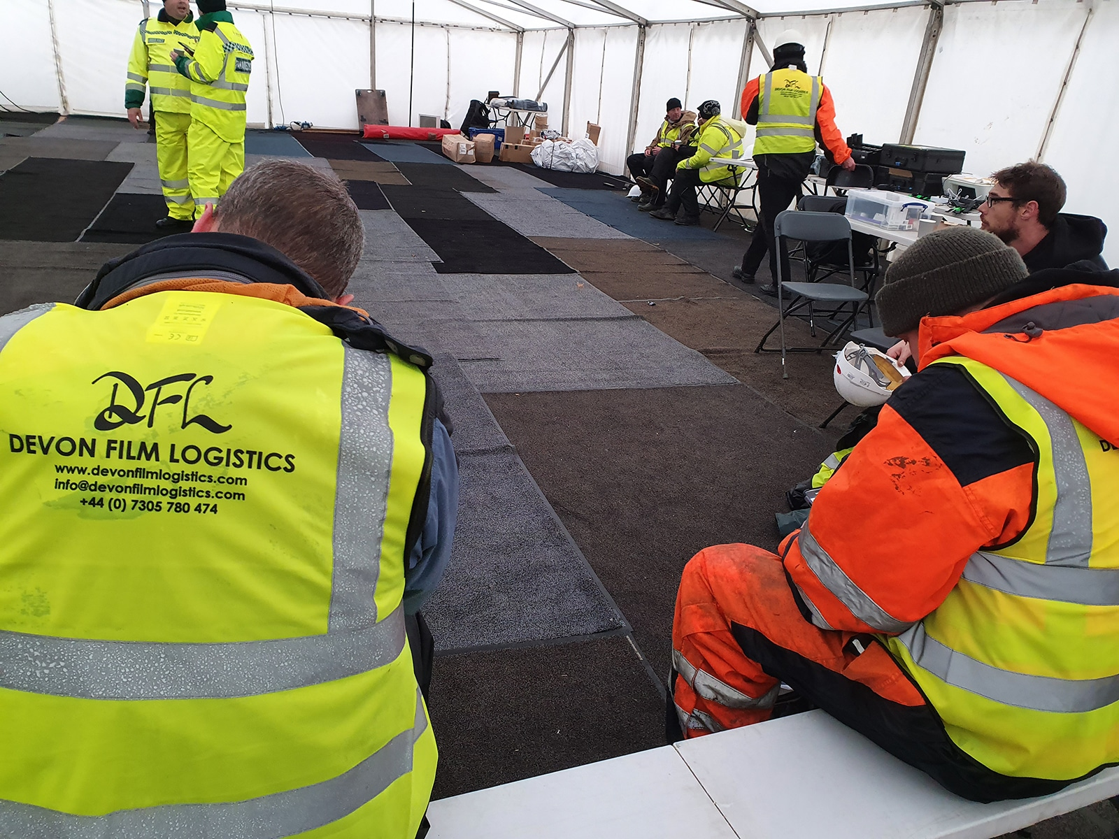 DFL Labourers On Standby