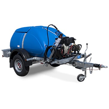 Towable Pressure Washer